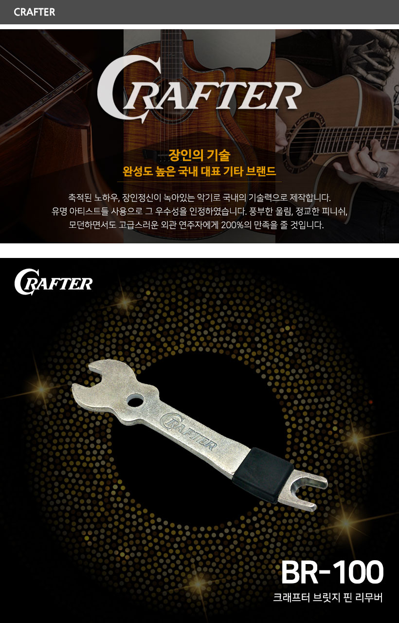 CRAFTER 스패너 BR-100