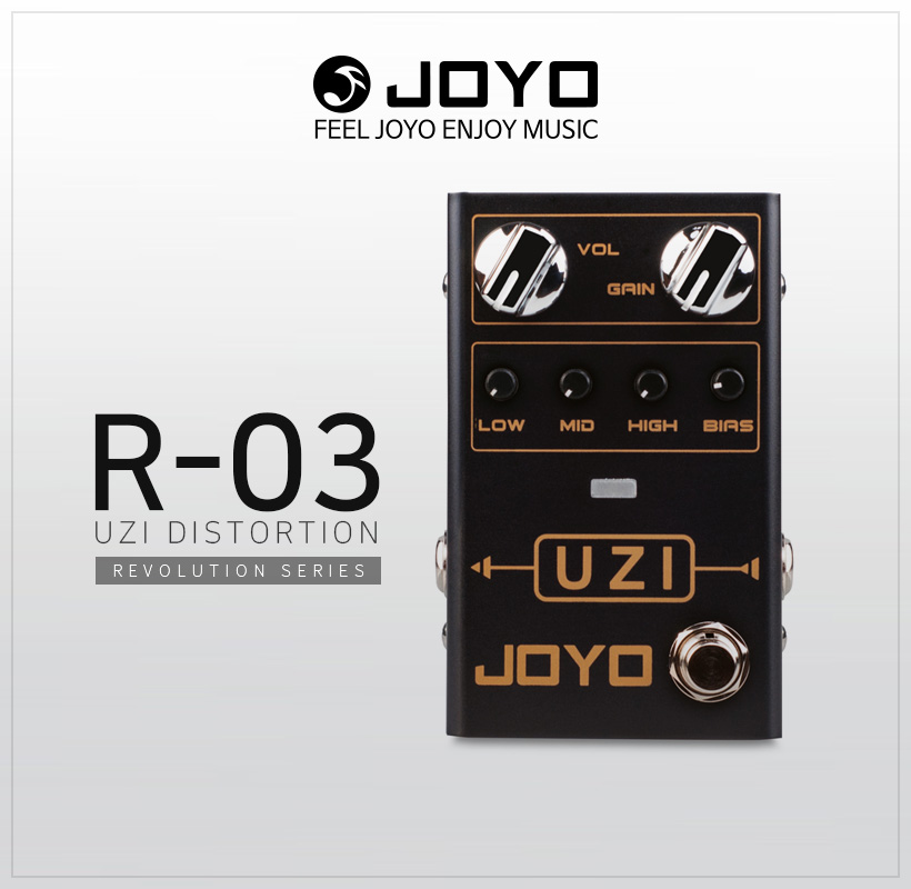 JOYO R-03 UZI DISTORTION