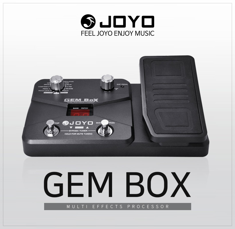 JOYO GEM BOX