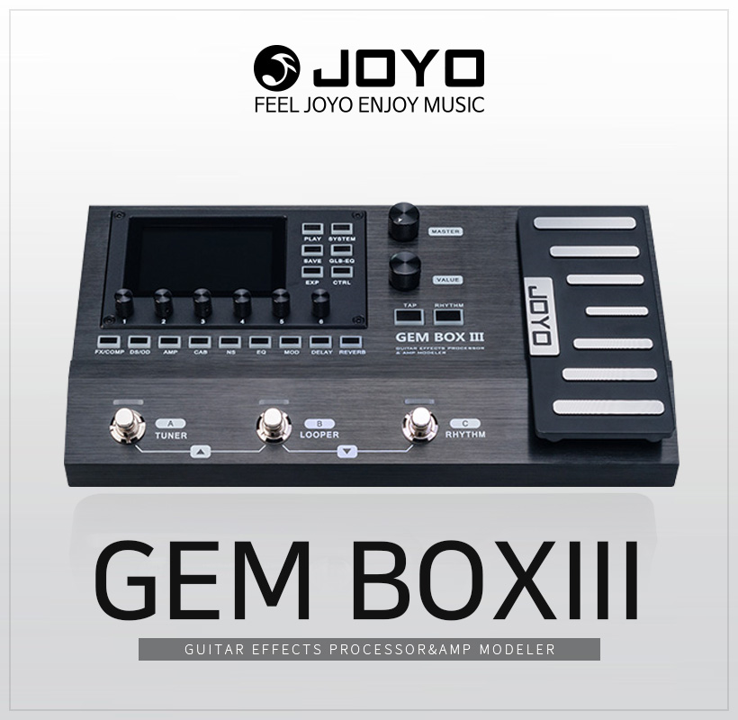 JOYO GEM BOX3